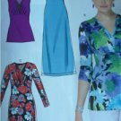 McCalls Sewing Pattern 7092 Ladies Misses Dress Size 8-16 New