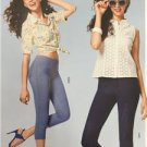 Burda Sewing Pattern 6926 Misses Ladies Pants Size 6-22 New