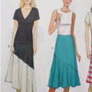 Vogue Sewing Pattern 9113 Ladies Misses Skirt Size 14-22 New