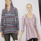 Vogue Sewing Pattern 9055 Ladies Misses Top Size XS-M New