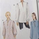Vogue Sewing Pattern 9085 Ladies Misses Top Size XS-M New