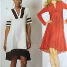 Butterick Sewing Pattern 6209 Ladies Misses Dress Size 6-14 New