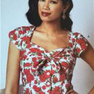 Butterick Sewing Pattern 6217 Ladies Misses Blouse Size 4-12 New
