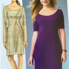 Butterick Sewing Pattern 5998 Misses Ladies Dress Size 18W-24W  New