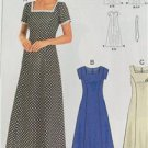 McCalls Sewing Pattern 3129 Ladies Misses Dress Size 10-14 New