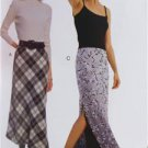 McCalls Sewing Pattern 2255 Misses Ladies Skirts Two Lengths Size 6-10 New