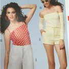 Burda Sewing Pattern 6927 Misses Ladies Shorts Size 6-18 New