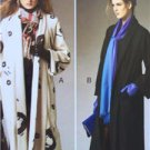 Butterick Sewing Pattern 5960 Ladies Misses Coat Size 4-14 XS-M New
