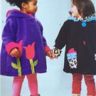 Kwik Sew Sewing Patterns 4067 Childs Toddlers Coats Size 1-4 New