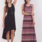 Simplicity Sewing Pattern 1143 Ladies Misses Knit Dress Size XS-XL