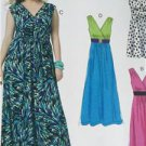 McCalls Sewing Pattern 6073 Ladies Misses Dress Three Lengths Size 8-16 New