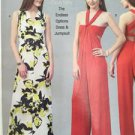 McCalls Sewing Pattern 7384 Ladies/Misses Dress Jumpsuit Size 12-18 New