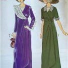 Butterick Sewing Pattern 6093 Misses Dress Retro 1912's Size 14-22 New Vintage