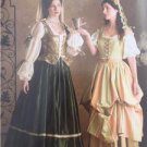 Simplicity Sewing Pattern 3809 Ladies Misses Costume Renaissance Size 4-8 New