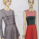 Vogue Sewing Pattern 8944 Misses Ladies Dress Size 6-14 New