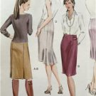 Vogue Sewing Pattern 7937 Misses Petite Skirt Size 6-10 New