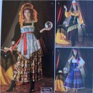 Simplicity Sewing Pattern 2331 Ladies Misses Costume Gypsy Size 14-22 New