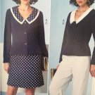 Butterick Sewing Pattern 6185 Misses/Ladies Jacket Top Dress Size 14-22 New