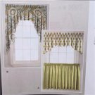 Simplicity Sewing Pattern 1414 Window Treatments Curtains One Size New