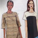 Vogue Sewing Pattern 8805 Misses Ladies Dress Size 16-24 New