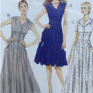 Vogue Sewing Pattern 8577 Misses Dress Size 16-22 New
