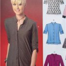 McCalls Sewing Pattern 7018 Ladies Misses Tops Tunics Size 8-16 New
