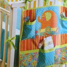 Kwik Sew Sewing Patterns 4034 Organizer & Crib Bumpers New