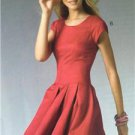 McCalls Sewing Pattern 6834 Ladies Misses Dress Size 14-22 New
