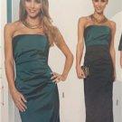 Burda Sewing Pattern 6865 Misses Ladies Evening Jacket Dress Size 8-18 New