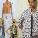 Butterick Sewing Pattern 6328 Misses/Ladies Jacket Size 16-24 New