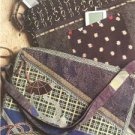 Vogue Sewing Pattern 8407 Well Travelled Eye Glass Laptop Bag March Tilton New