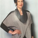 Butterick Sewing Pattern 6291 Misses/Ladies Wrap Size XS-M New