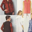 Butterick Sewing Pattern 6288 Misses/Ladies Shirt Size 16-24 New