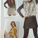 Burda Sewing Pattern 8237 Misses Ladies Skirt Size 6-24 New