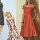 Butterick Sewing Pattern 6129 Ladies Misses Dress Size 14-22 New