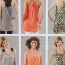 McCalls Sewing Pattern 6359 Misses Ladies Tunics Size 6-14 New
