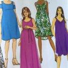 Butterick Sewing Pattern 6068 Misses Maternity Dress Belt Size 14-22 New