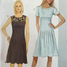 Butterick Sewing Pattern 6281 Misses/Ladies Petite Dress Size 14-22 New