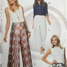 Burda Sewing Pattern 6771 Misses Ladies Pants Shorts Size 8-20 New