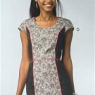 McCalls Sewing Pattern 6887 Misses Ladies Dress Size 14-20 New