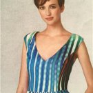 Vogue Sewing Pattern Tracy Reese 1433 Misses Ladies Lined Dress Size 6-14 New