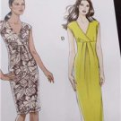 Vogue Sewing Pattern 8724 Ladies Misses Dress Size 14-20 New
