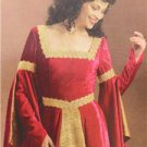 Butterick Sewing Pattern 4571 Misses Ladies Faire Maiden Dress Size 6-12 New