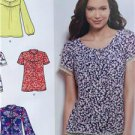 New Look Sewing Pattern 6395 Ladies Misses Tops Size 10-22 New