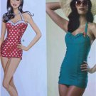 Butterick Sewing Pattern 6067 Misses Ladies Swimsuit Size 6-14 New