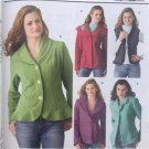 Simplicity Sewing Pattern 4032 Ladies Misses Jackets Vests Size 8-16 New