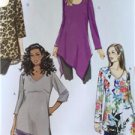 Butterick Sewing Pattern 6263 Misses Ladies Tunic Size 18w-24w New