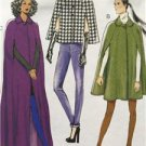 Vogue Sewing Pattern Very Easy Vogue 8959 Misses Cape Size L-XXL New
