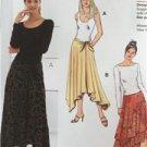 Kwik Sew Sewing Pattern 3286 Misses Ladies Skirt Size XS-XL New