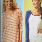 Kwik Sew Sewing Pattern 4041 Misses Ladies Tops Size XS-XL New